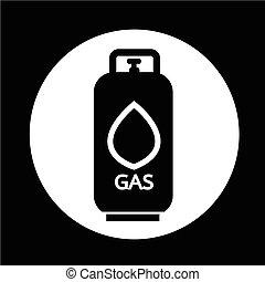 Liquid Propane Gas icon