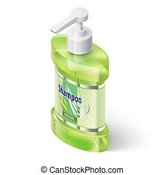 Liquid Soap Dispenser - Green Liquid Soap Dispenser in...