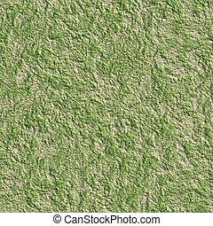 liquid texture - seamless texture of green lichen pattern of...