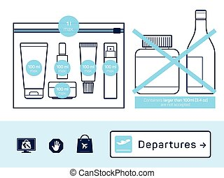 liquids in carry-on baggage - Liquids in carry-on baggage. ...