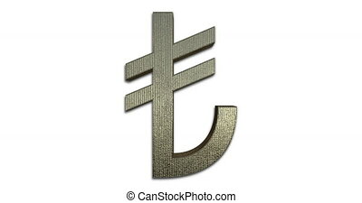 lir, symbol, turecki