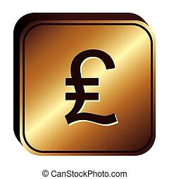 lira, currency symbol, ikona