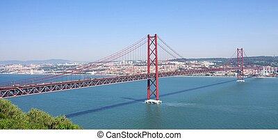Lisbon bridge 03
