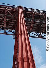 Lisbon Bridge - April 25th