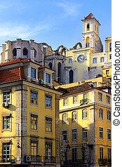 Lisbon Buildings