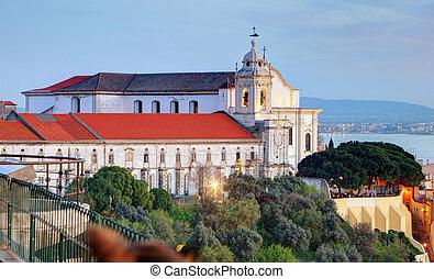 Lisbon - Church Igreja e Convento da Graca