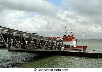 Lisbon ferry