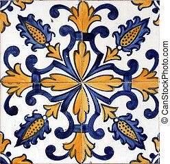 lisbonne, azulejo