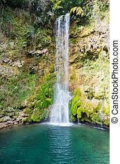 Lisine Waterfall Veliki Buk