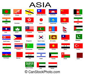 List of all flags of Asian countriesList of all flags of Asian countries