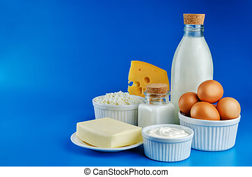 List of dairy products