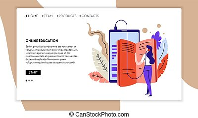 Listening online course, Internet learning and education...