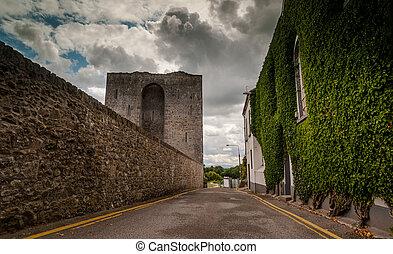 castle in county Kerry, Ireland
