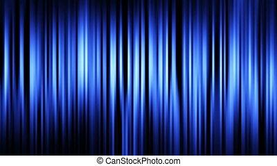 listras azuis, volta, fundo