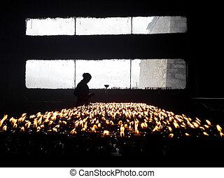 Litang Candles