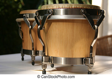 liten, trumman