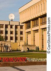 Lithuanian parliament house