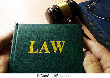 Litigation concept.
