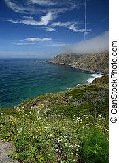 litoral california