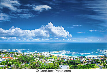litoral, cidade do cabo
