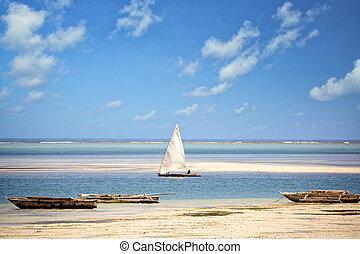 litoral, zanzibar