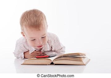 littérature, prefers, moderne, joli, enfant, technologies