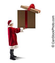 Litte Santa Claus