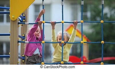 Little acrobats