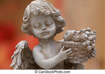 Little angel.