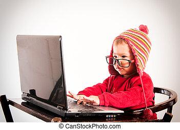 Little baby hacker