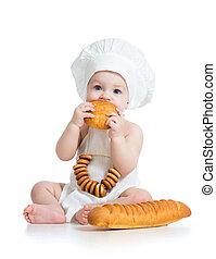 Little baker baby boy