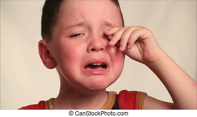 little boy crying 1