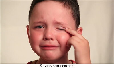 little boy crying 2
