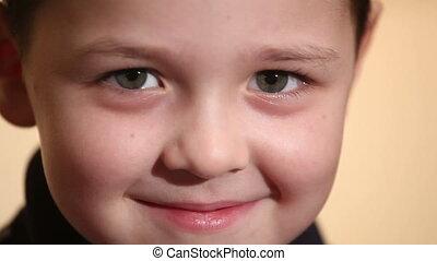 little boy smiling 1