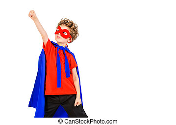 boy superhero