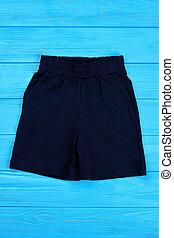 Little boys cotton shorts.