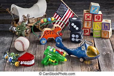 Little Boys Toys.