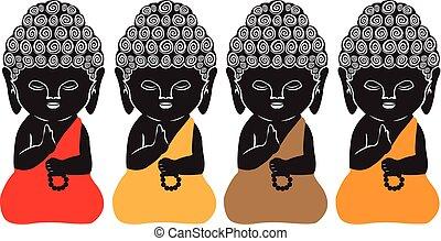 Little Buddha.
