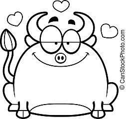 Little Bull in Love