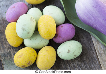 Little Candy Easter Eggs