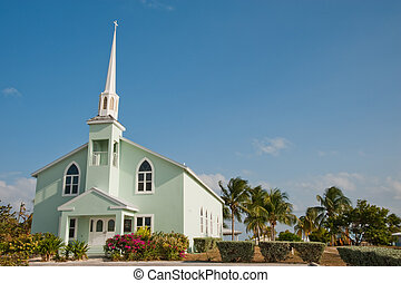Little Cayman church - Church on Little Cayman Island