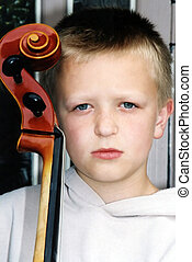 Little Cellist 2