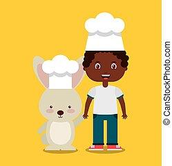 little chef kids menu