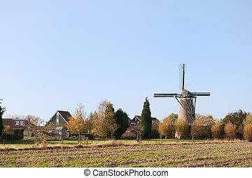 Little Dutch village