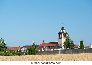 Little French village