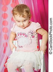 Little girl baby