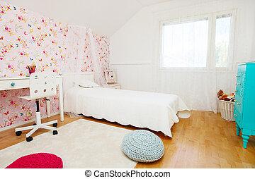 Little girl room