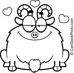 Little Goat in Love