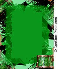 Little Green Drum
