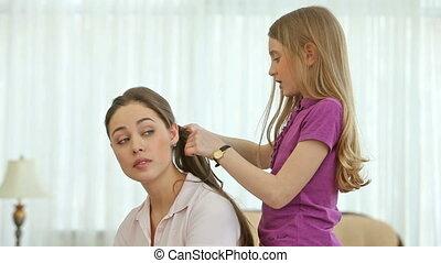 Little hairdresser
